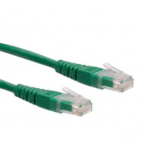 Patch Cord CAT6 7 x 0.18mm 10M GREEN SIEMAX