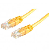 Patch Cord CAT6 7 x 0.18mm 10M YELLOW SIEMAX
