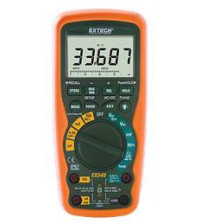 EX542: 12 Function Wireless True RMS Industrial MultiMeter/Datalogger
